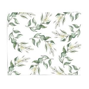 Leaves Fleece Blanket