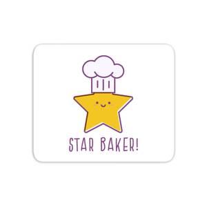 Star Baker Mouse Mat