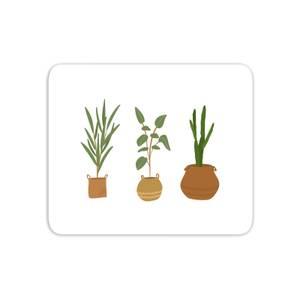 Plants Mouse Mat
