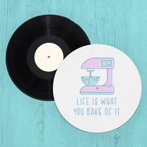 Life Is What You Bake Of It Slip Mat