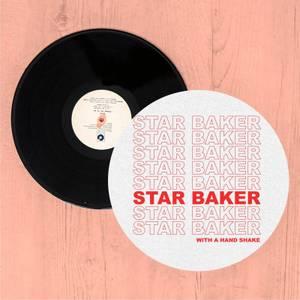 Star Baker With A Hand Shake Slip Mat