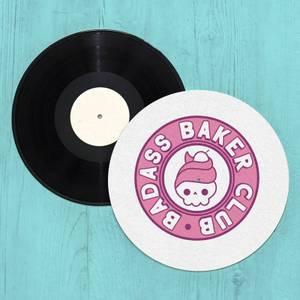Badass Baker Club Slip Mat