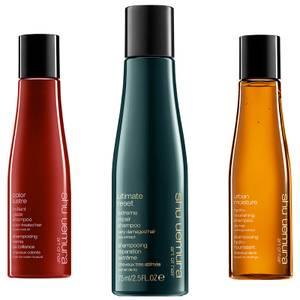 Shu Uemura Urban Moisture / Color Lustre / Ultimate Reset Shampoo