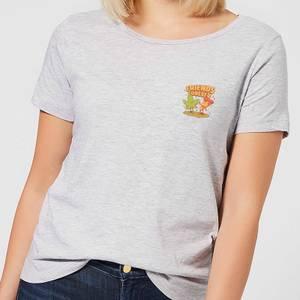 Ilustrata Forever Friends Women's T-Shirt - Grey