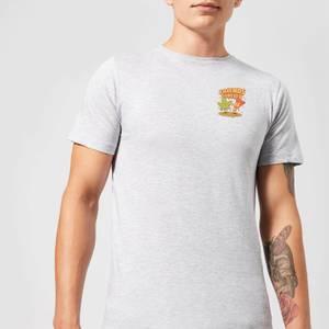 Ilustrata Forever Friends Men's T-Shirt - Grey