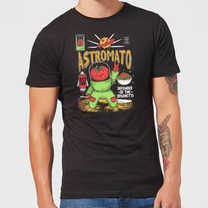Ilustrata Astromato Men's T-Shirt - Black