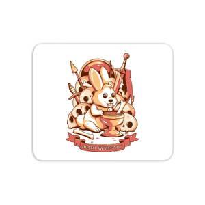 Ilustrata Bunny Graal Mouse Mat