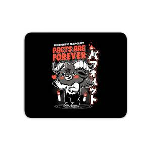 Ilustrata Pacts Are Forever Mouse Mat