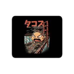 Ilustrata Takaiju Black Mouse Mat