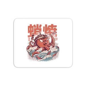 Ilustrata Takyaky Attack Mouse Mat