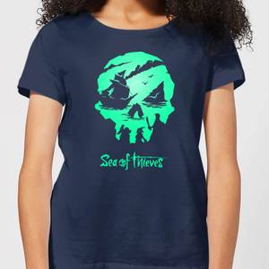 Sea Of Thieves 2nd Anniversary Logo Women's T-Shirt - Navy