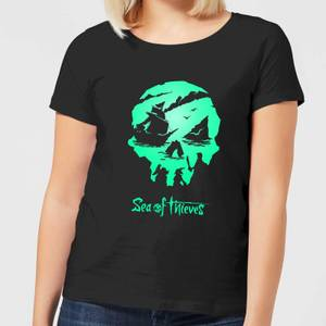Sea Of Thieves 2nd Anniversary Logo Women's T-Shirt - Black