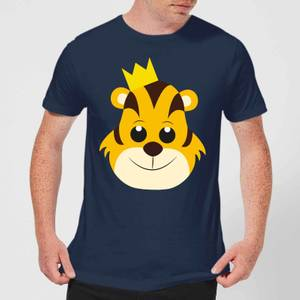 Tiger King Men's T-Shirt - Navy