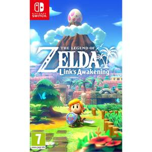 Legend Of Zelda Link Awakening