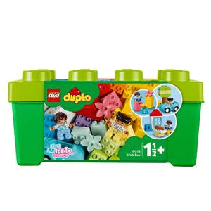 LEGO DUPLO Classic:: Brick Box Building Set (10913)