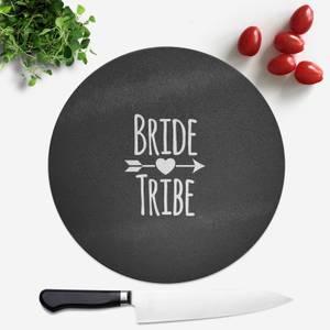 Bride Tribe Round Chopping Board