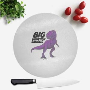 Im A Big Brothersaurus Round Chopping Board