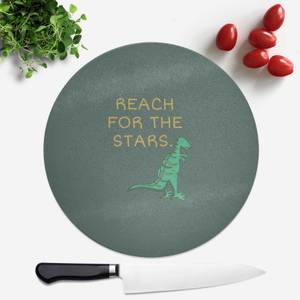 Reach For The Stars Round Chopping Board