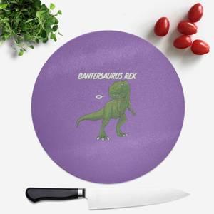 Bantersaurus Round Chopping Board