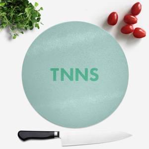 Tnns Round Chopping Board
