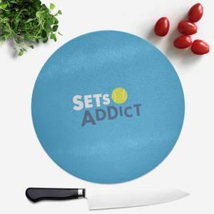 Set Addicts Round Chopping Board