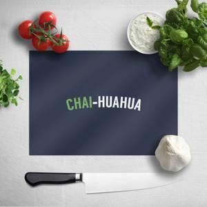 Chai-huahua Chopping Board