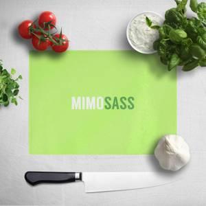 Mimsass Chopping Board