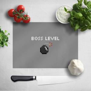 Boss Level Gaming Chopping Board