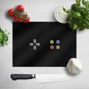 Pad Gaming Chopping Board