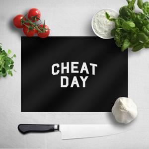 Cheat Day Chopping Board