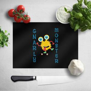 Gnarly Monster Chopping Board