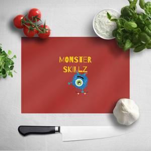 Monster Skillz Chopping Board