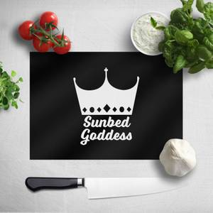 Sunbed Goddess Chopping Board