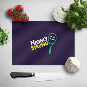 Highly Strung Chopping Board