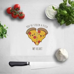 A Pizza My Heart Chopping Board