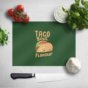 Taco 'Bout Flavour Chopping Board