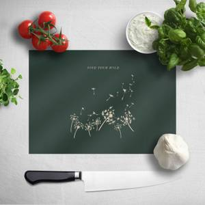 Find Your Wild Chopping Board