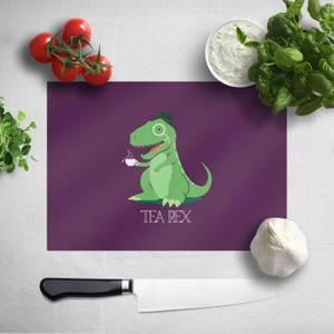 Tea Rex Chopping Board