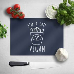 Lazy Vegan Chopping Board