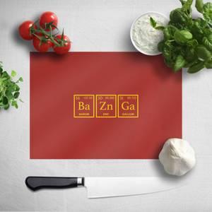 Ba Zn Ga Chopping Board
