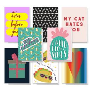 Cool Pack Of Greetings Cards