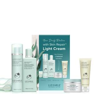Liz Earle Essentials Skin Repair Kit with Light Moisturiser (Worth £67.00)