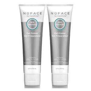 NuFACE Leave-on Gel Primer Duo 1.96 oz (Worth $28.00) 2-Month Supply
