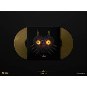 Materia Collective - Time's End I: Majora's Mask Remixed 2x Gold LP