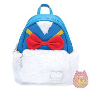 Loungefly Disney Donald Duck Figural Mini Backpack - VeryNeko Exclusive