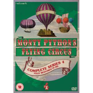 Monty Python's Flying Circus: Die komplette Serie 4