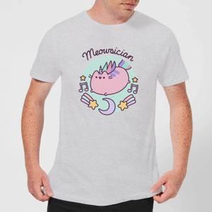 Pusheen Meowcisian Men's T-Shirt - Grey