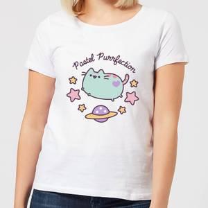 Pusheen Pastel Purrfection Women's T-Shirt - White