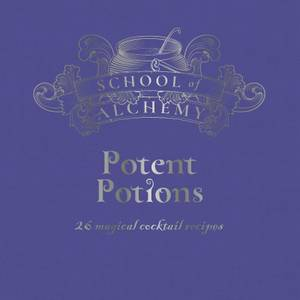 Potent Potions Cocktail Recipe Book