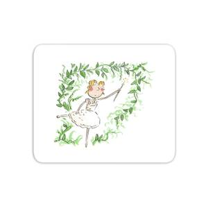 Beauty Dances With Spindle Mouse Mat